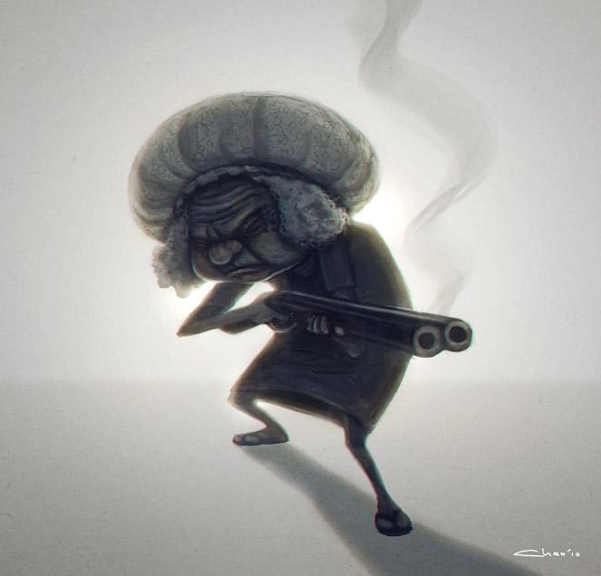 Granny Got A Gun 14