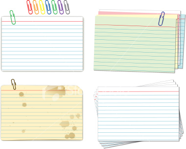 3x5 index card template excel for 5 x 8 index card template