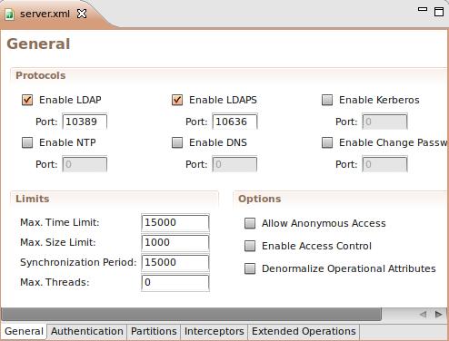 krams::: LDAP - Apache Directory Studio: A Basic Tutorial