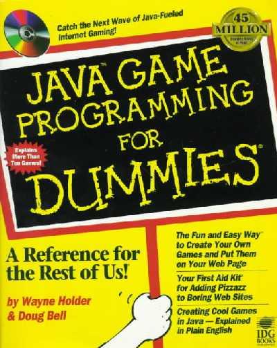 Java Game Programming For Dummies
