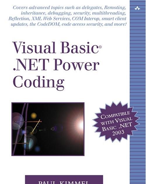 Visual Basic Manual Codes