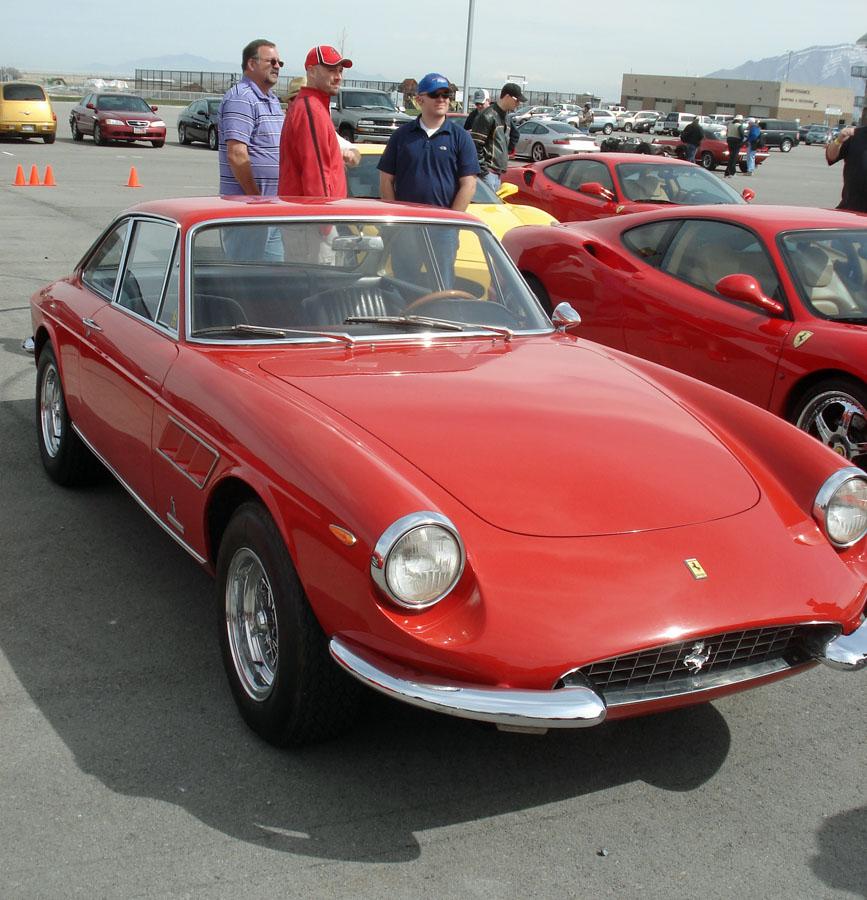Ferrari Older Models Model Cars