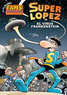 Superlópez - El virus Frankenstein