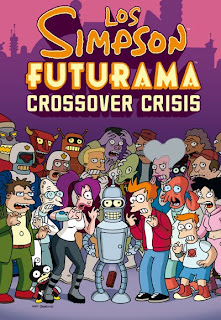 Los Simpsons - Futurama - Crossover Crisis