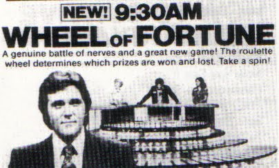Confessions of a Hollywood Nothing: The Wheel of Fortune ...