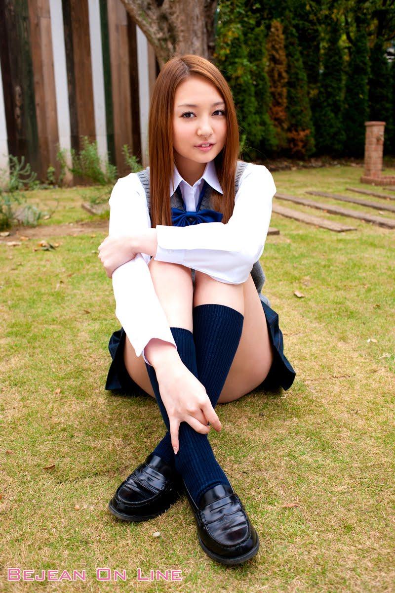 Japanese Girls Bikini2011 Ayuri Hina Cute School Girl-3346