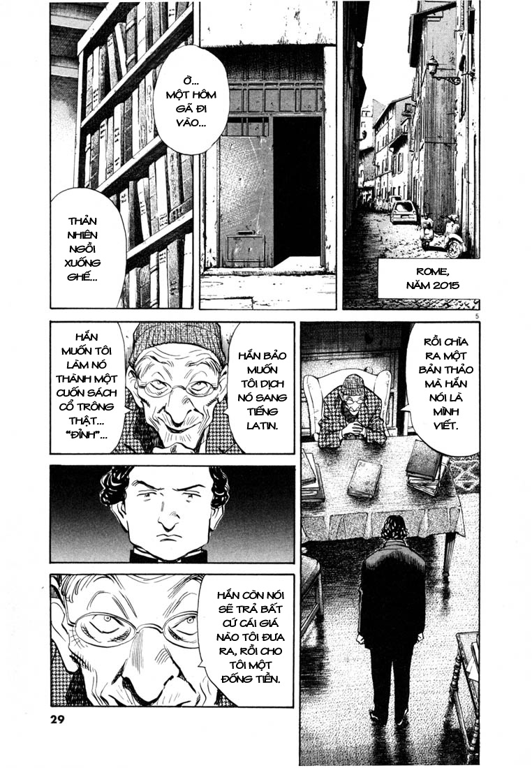 20th Century Boys chapter 159 trang 11