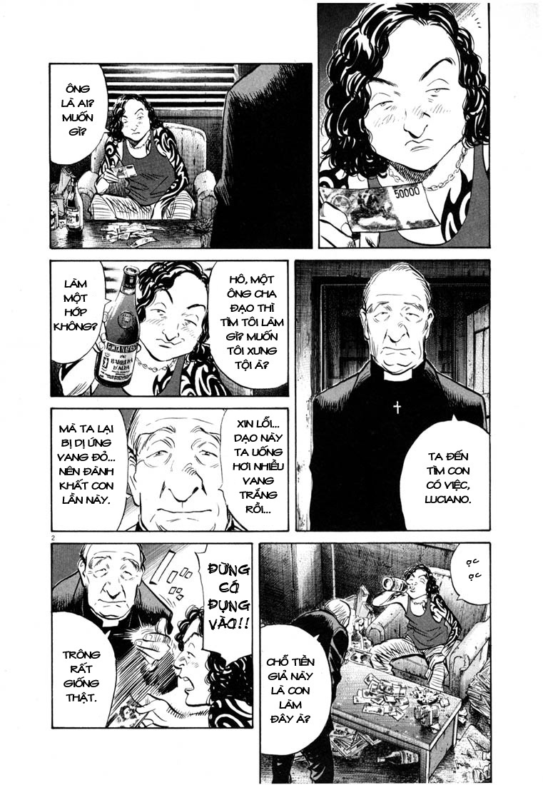 20th Century Boys chapter 159 trang 5