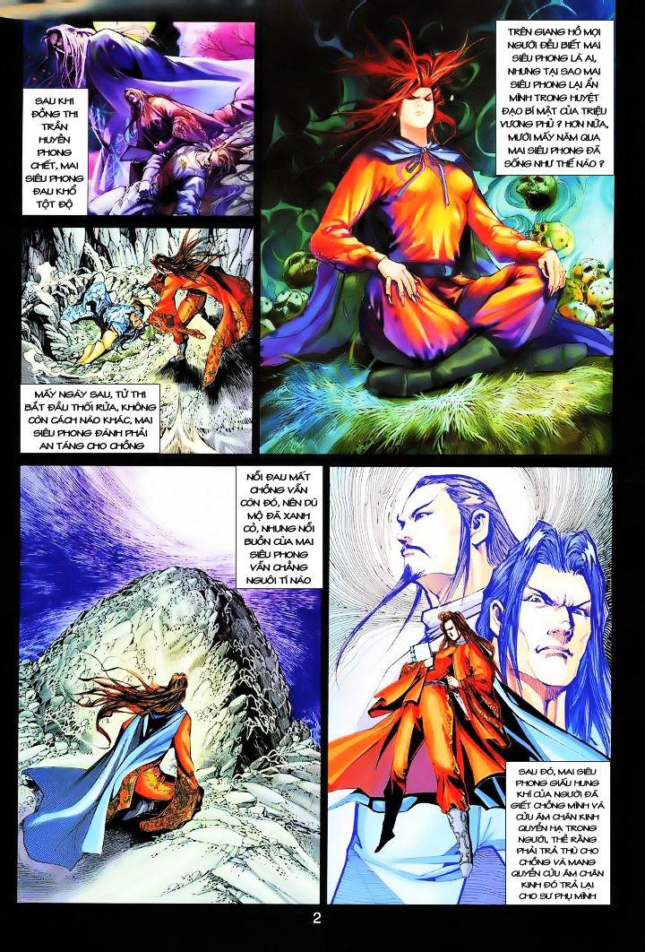 Anh Hùng Xạ Điêu anh hùng xạ đêu chap 16 trang 1