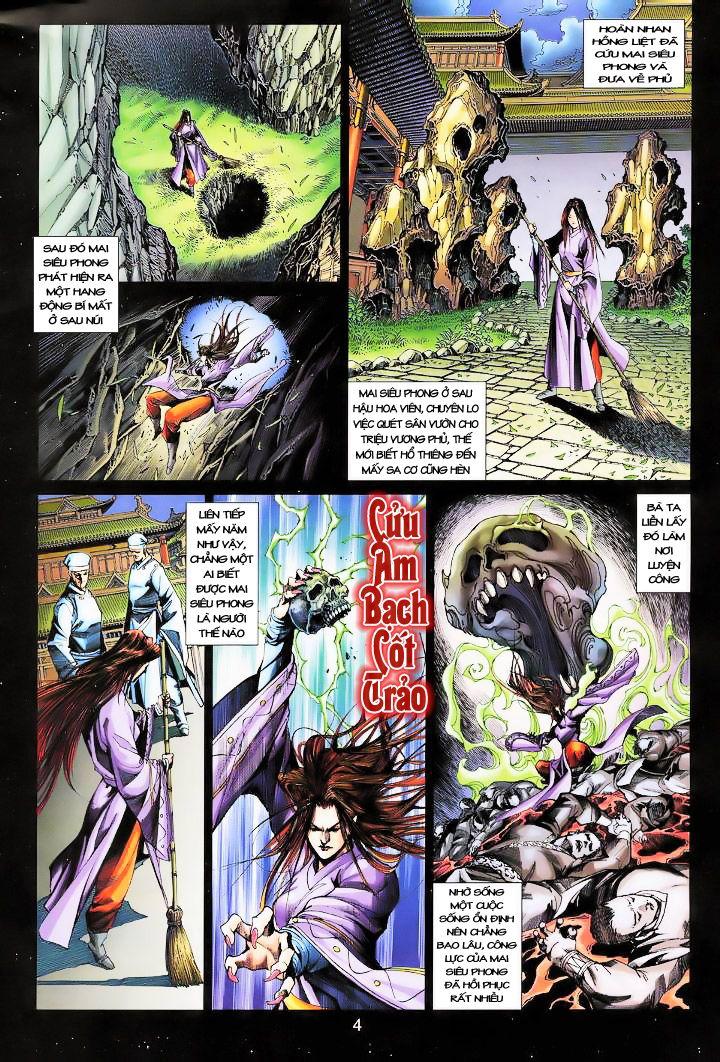 Anh Hùng Xạ Điêu anh hùng xạ đêu chap 16 trang 3