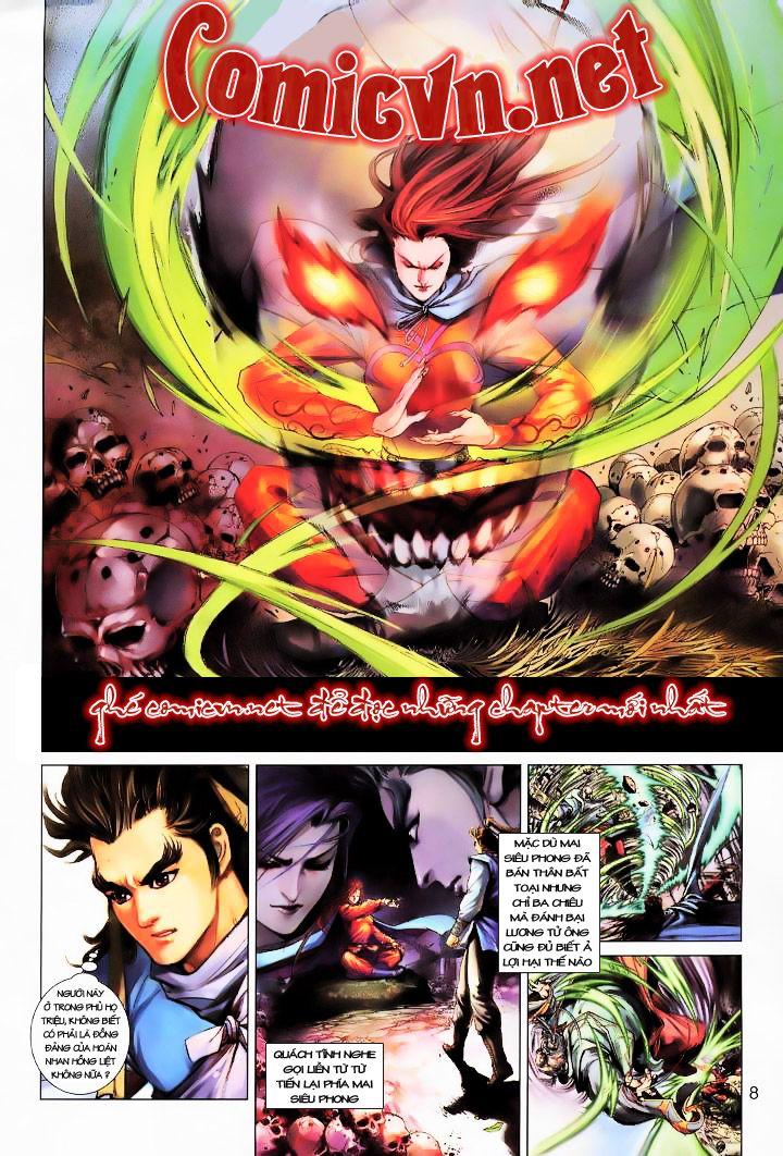 Anh Hùng Xạ Điêu anh hùng xạ đêu chap 16 trang 7