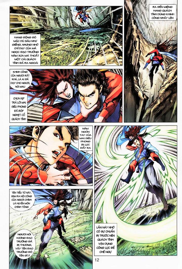 Anh Hùng Xạ Điêu anh hùng xạ đêu chap 16 trang 11