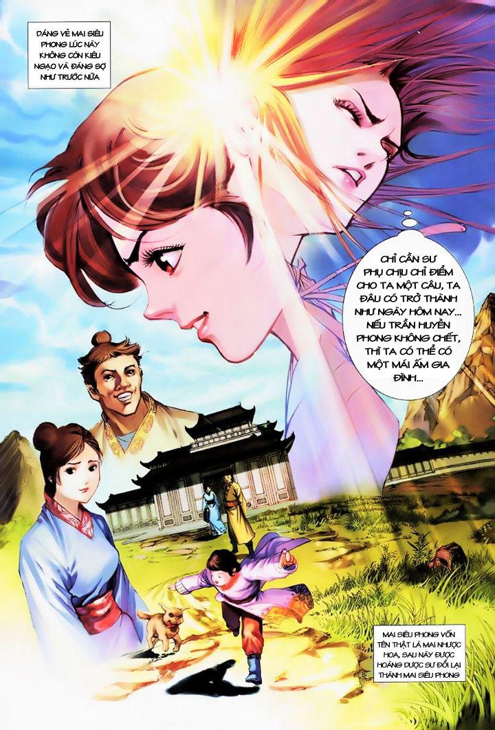 Anh Hùng Xạ Điêu anh hùng xạ đêu chap 16 trang 16