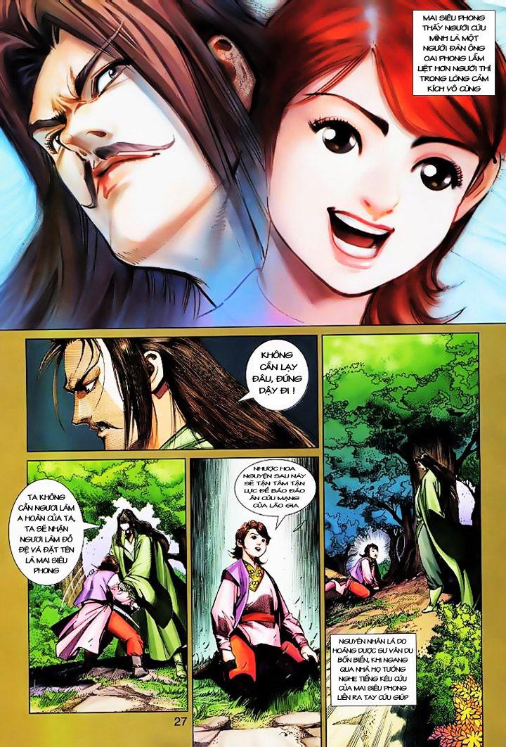 Anh Hùng Xạ Điêu anh hùng xạ đêu chap 16 trang 26