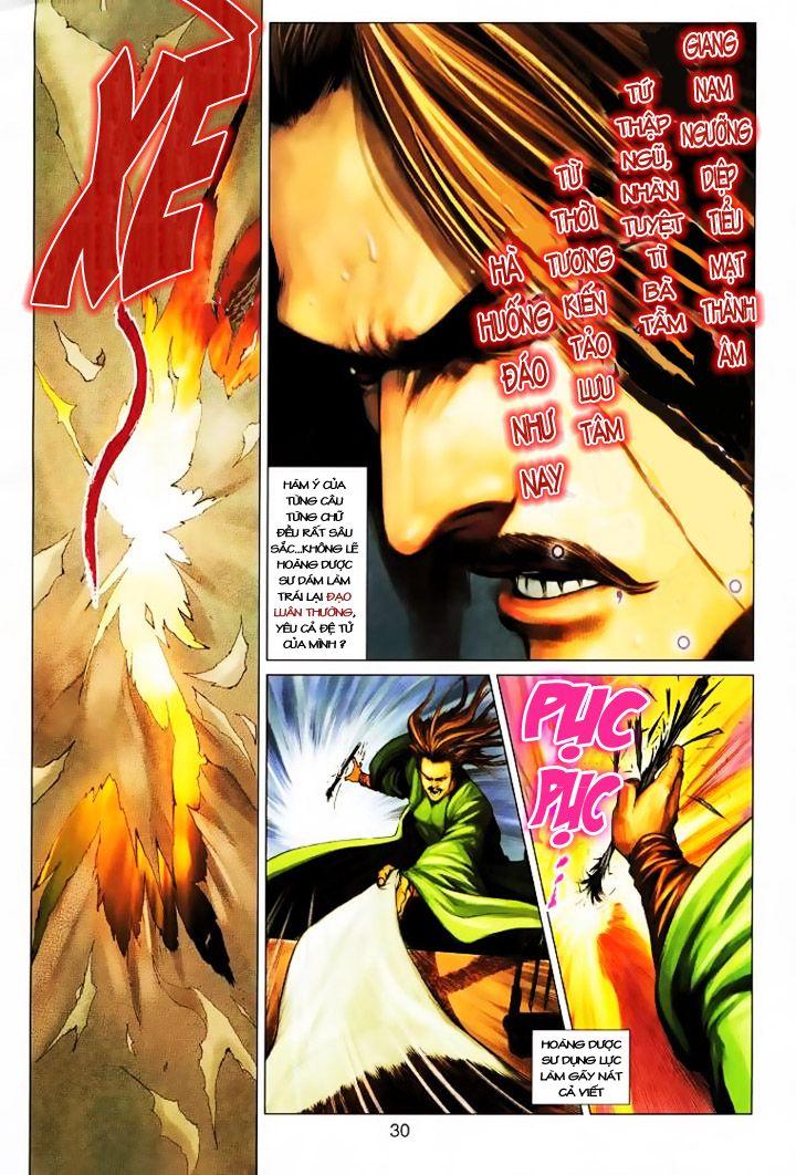 Anh Hùng Xạ Điêu anh hùng xạ đêu chap 16 trang 29