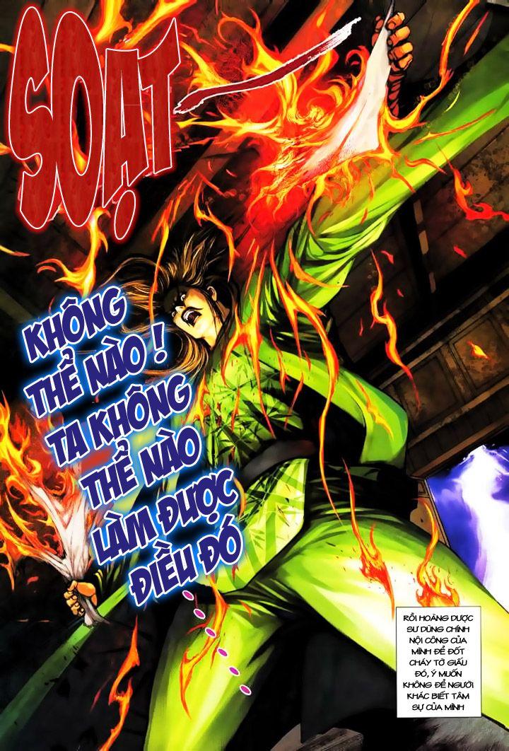 Anh Hùng Xạ Điêu anh hùng xạ đêu chap 16 trang 30