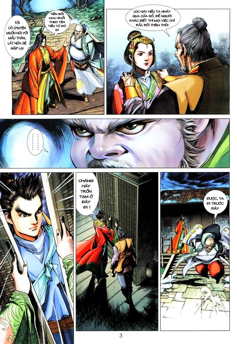 Anh Hùng Xạ Điêu anh hùng xạ đêu chap 15 trang 2