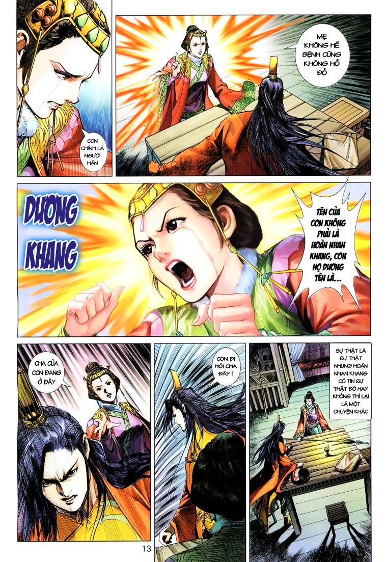 Anh Hùng Xạ Điêu anh hùng xạ đêu chap 15 trang 12