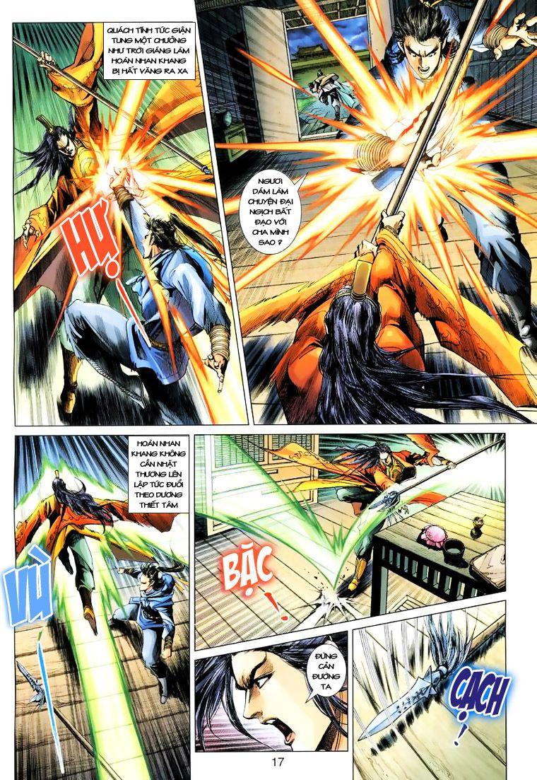Anh Hùng Xạ Điêu anh hùng xạ đêu chap 15 trang 16