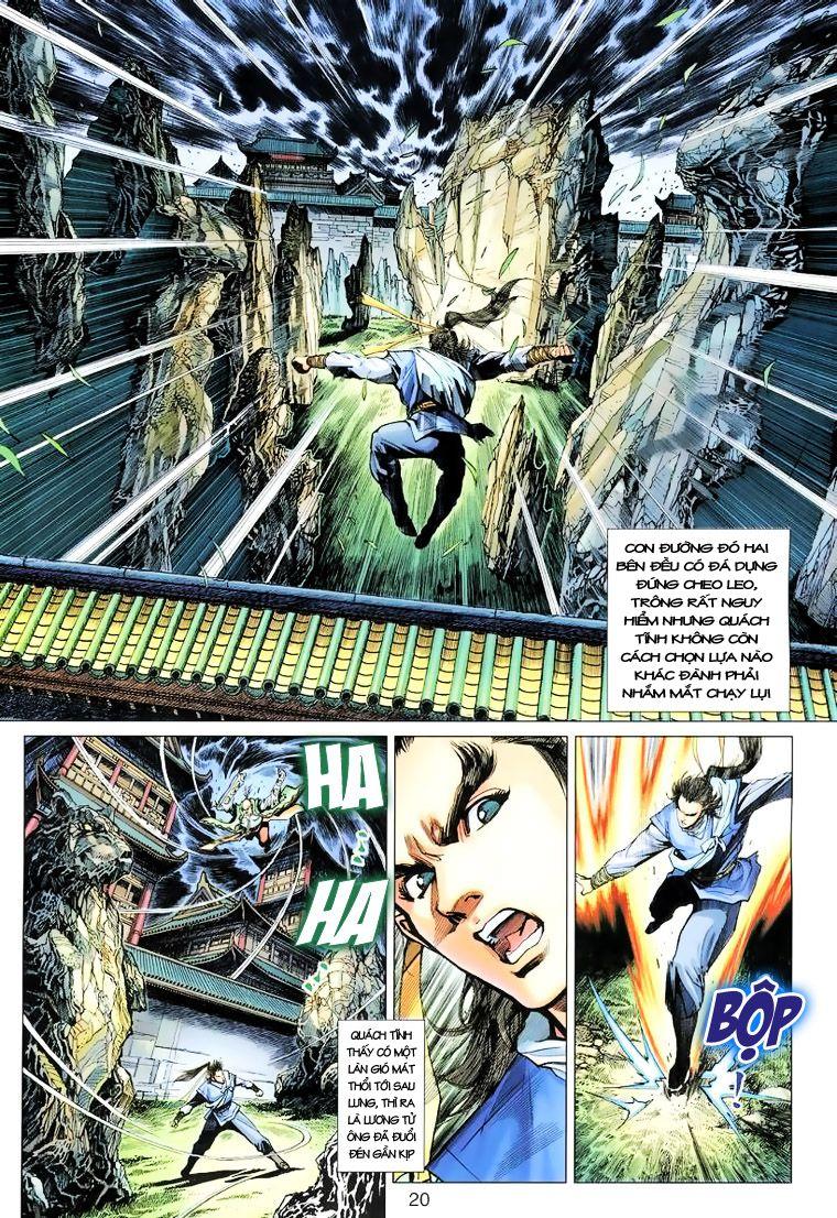 Anh Hùng Xạ Điêu anh hùng xạ đêu chap 15 trang 19