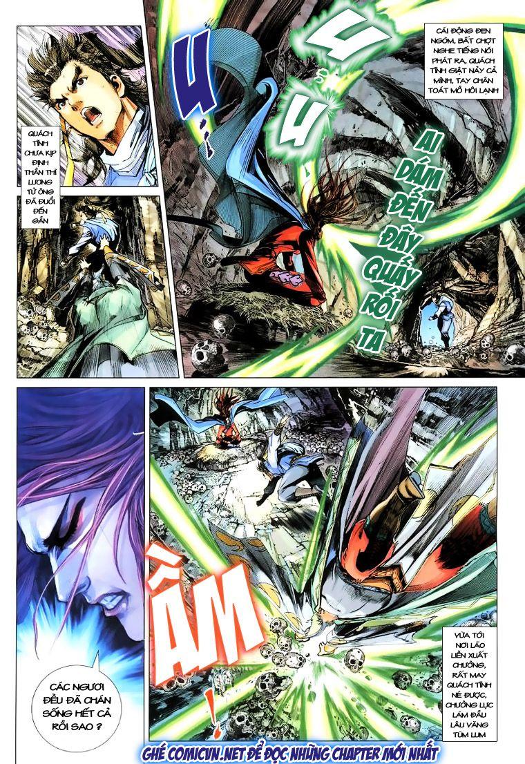 Anh Hùng Xạ Điêu anh hùng xạ đêu chap 15 trang 23