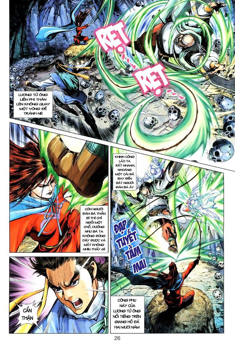Anh Hùng Xạ Điêu anh hùng xạ đêu chap 15 trang 25