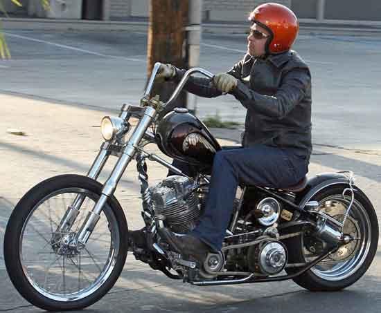 Millecavalli Lifestyle Celebrity And Motorcycles Brad