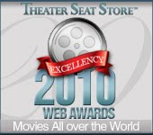 Theater Seat Store Winning Award
