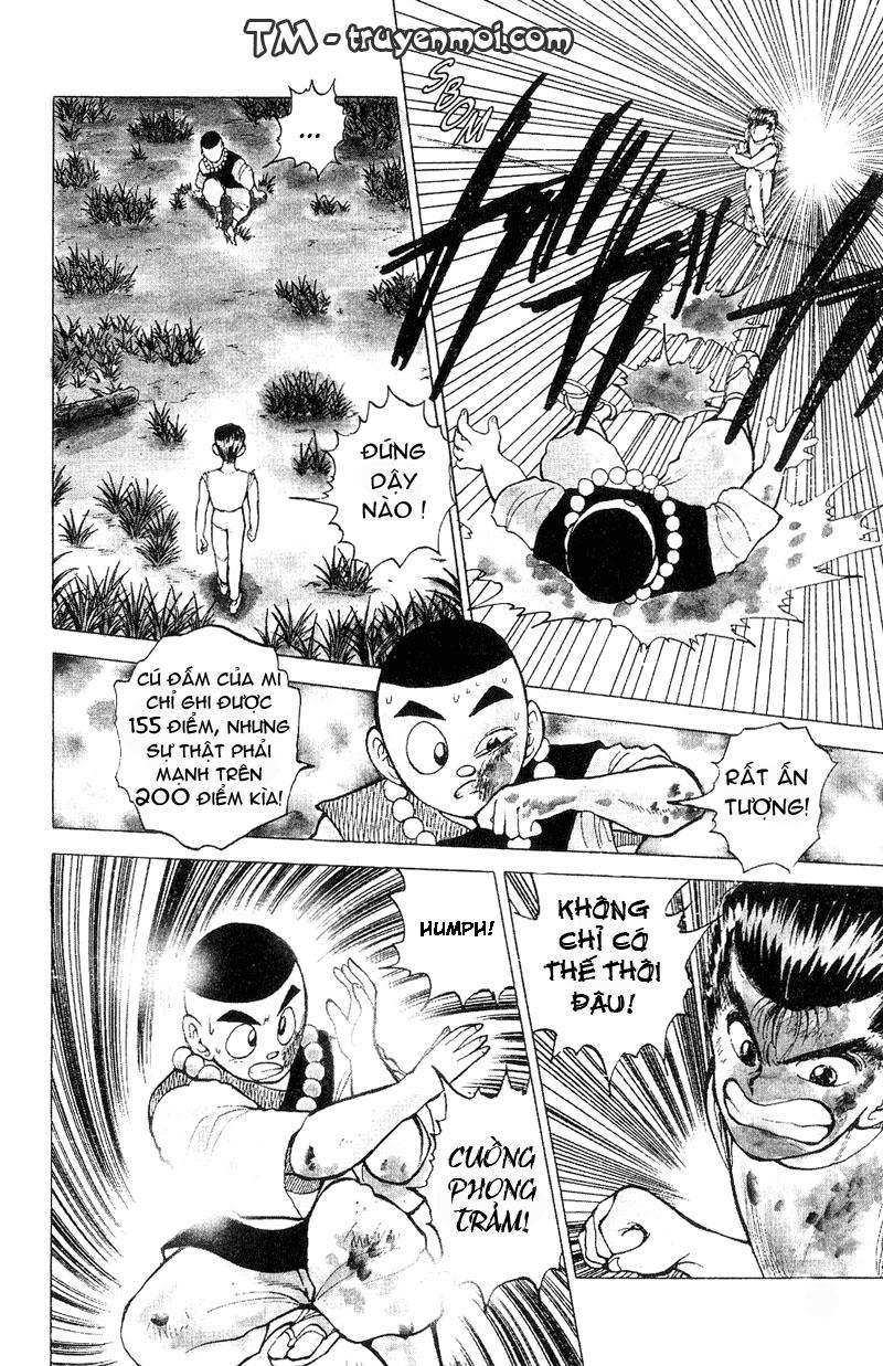 Hành trình của Uduchi chap 031: cú đấm phẫn nộ trang 7