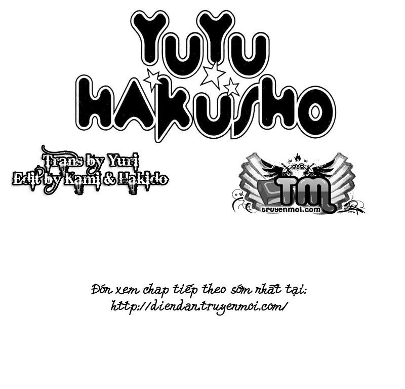 Hành trình của Uduchi chap 031: cú đấm phẫn nộ trang 23