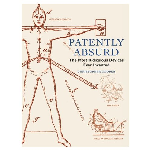 Reading Saves the Day!: The Klutz Book of Brilliantly ...  Ridiculous Patents