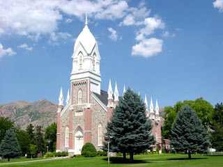 Iceland Mission: Mormóna kirkjubyggingar (Mormon Church ...