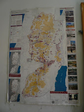[2008] Map of the West Bank
