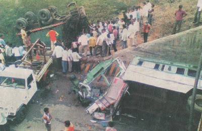 Indian Road Accidents