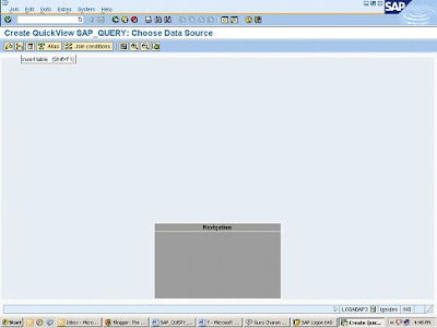 All about SAP: SAP Query Step-By-Step