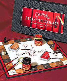 strip chocolate game the