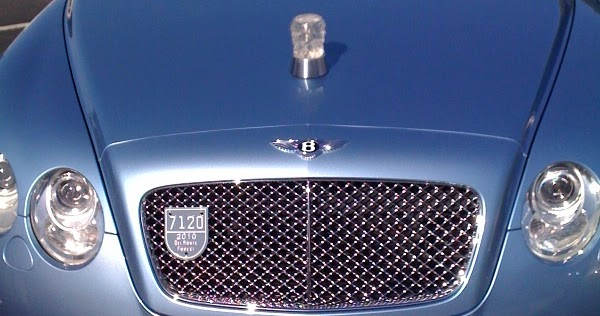 Bentley 2010: ASOTC: As Seen On The Commute: Bentley Fail