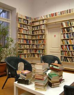 bookstation budapest