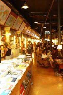Altair bookshop Barcelona