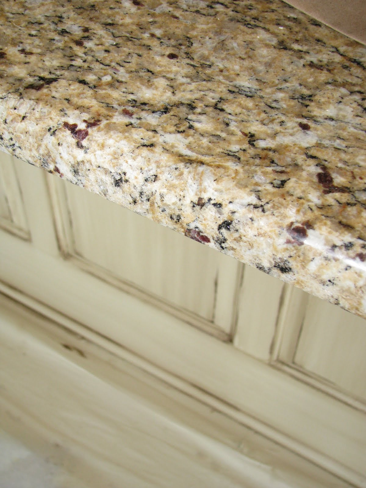 Distressing Cabinets