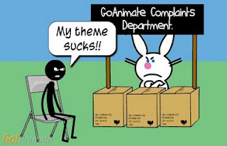 The Goanimate Complaints Department