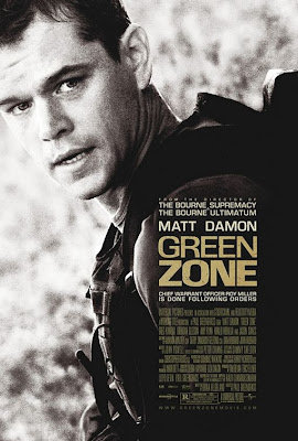 Green Zone Movie Psoter