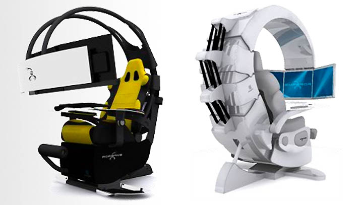 Futuristic Gaming Chairs | www.imgkid.com - The Image Kid ...