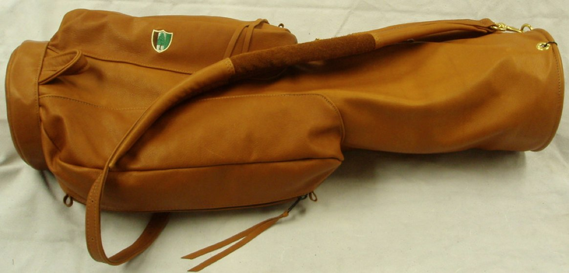 The Leather Golf Bag