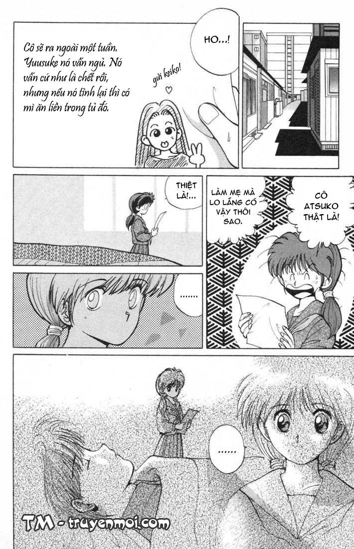 Hành trình của Uduchi chap 008: sự hồi sinh ngắn ngủi trang 5