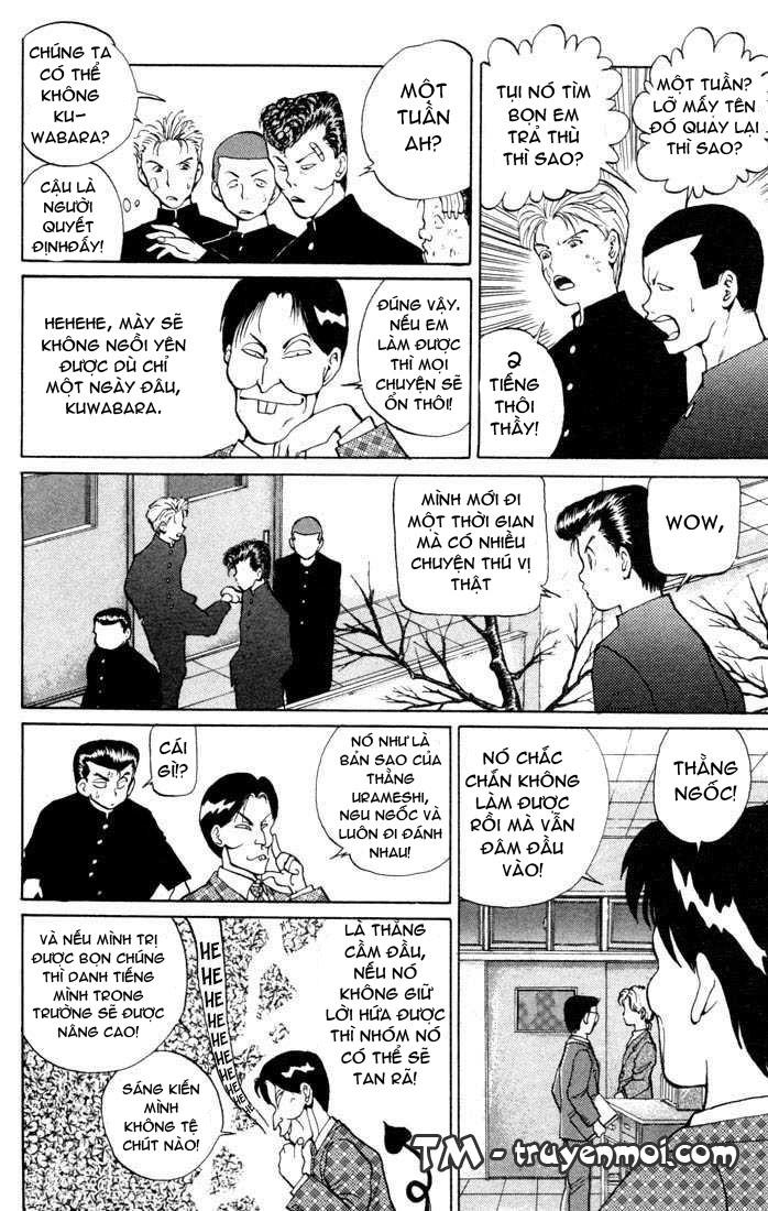 Hành trình của Uduchi chap 007: lời hứa trang 7