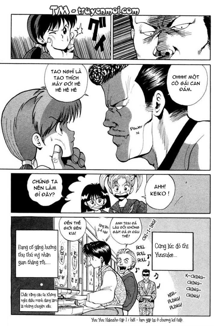 Hành trình của Uduchi chap 008: sự hồi sinh ngắn ngủi trang 22