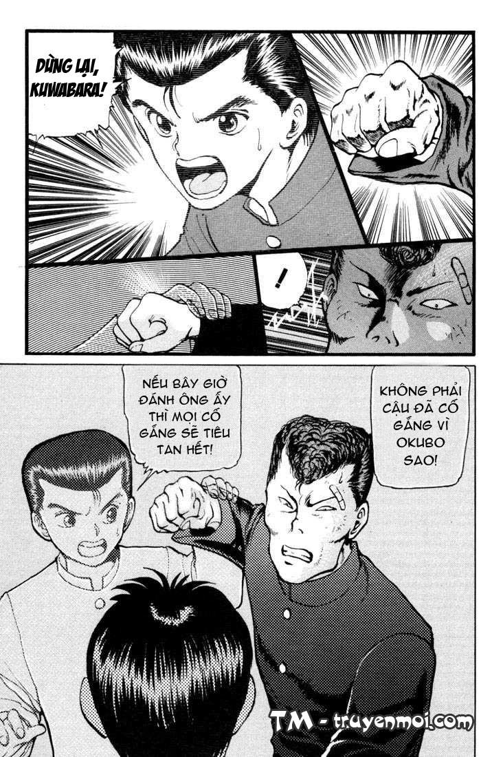 Hành trình của Uduchi chap 007: lời hứa trang 18