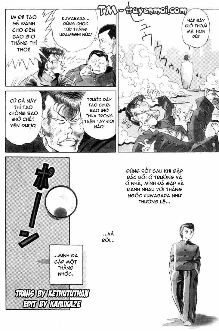 Hành trình của Uduchi chap 001b: khởi đầu từ cái chết trang 1