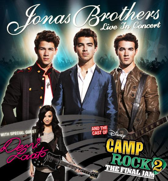 A place for tickets the blog the jonas brothers bring - Jonas brothers blogspot ...